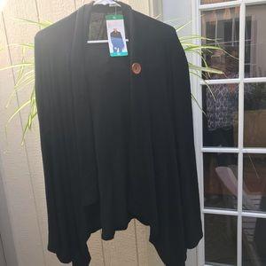Bobeau collection women's size XL sweater shawl